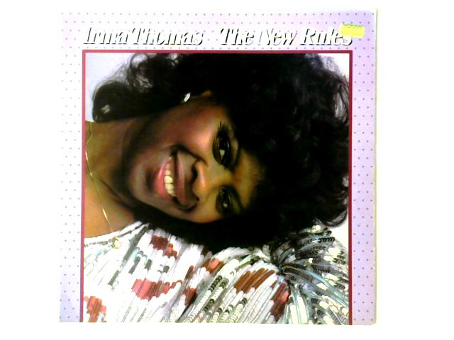 The New Rules LP By Irma Thomas