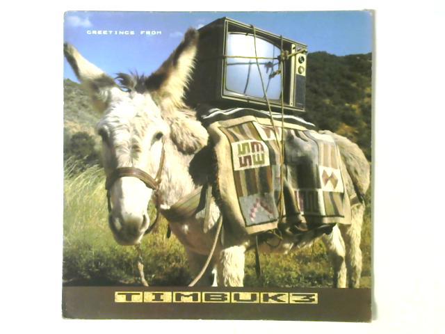 Greetings From Timbuk 3 LP By Timbuk 3