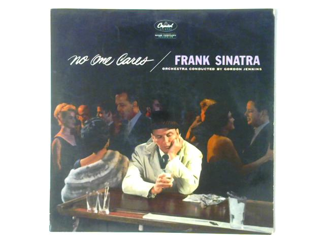 No One Cares LP By Frank Sinatra