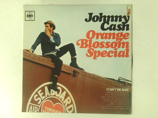 Orange Blossom Special LP MONO By Johnny Cash