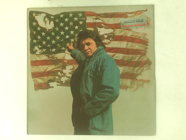 Ragged Old Flag LP By Johnny Cash