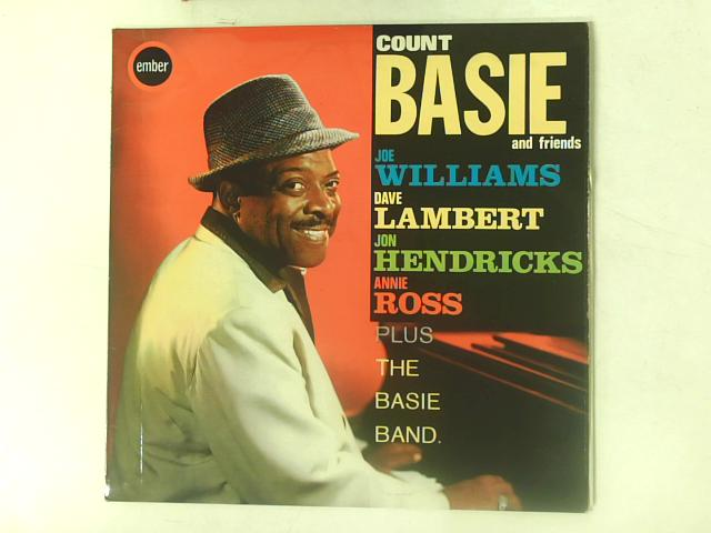 Count Basie And Friends LP By Joe Williams