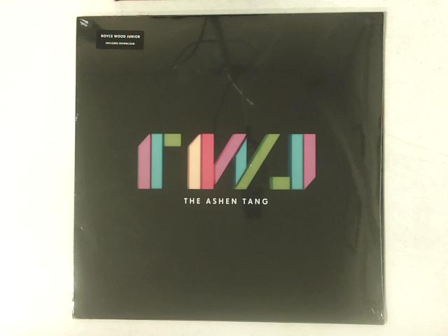 The Ashen Tang LP Sealed By Royce Wood Junior