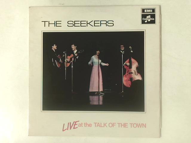 Live At The Talk Of The Town LP By The Seekers