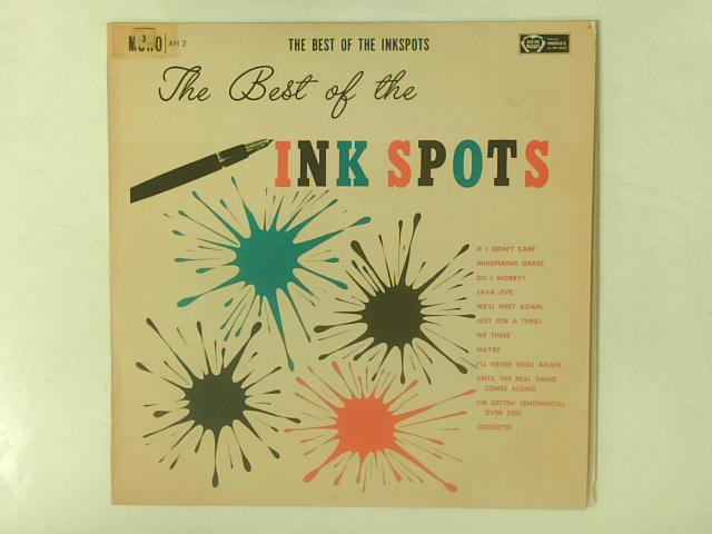 The Best Of The Ink Spots LP MONO By The Ink Spots