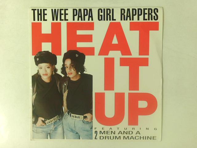 Heat It Up 12in Single By Wee Papa Girl Rappers