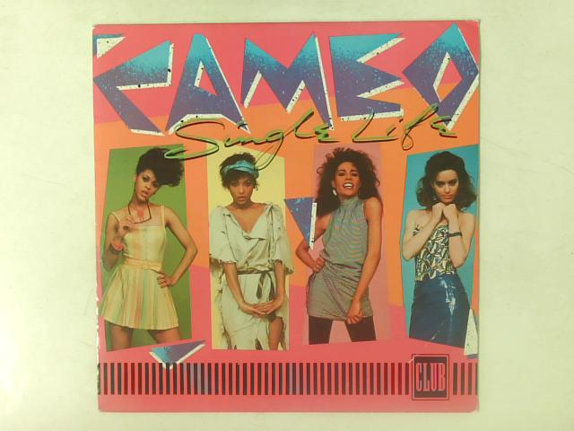 Single Life 12in Single By Cameo
