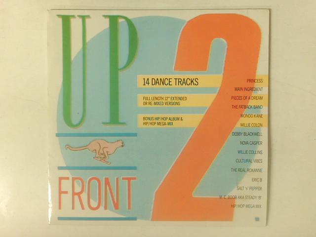 Upfront 2 2x LP By Various
