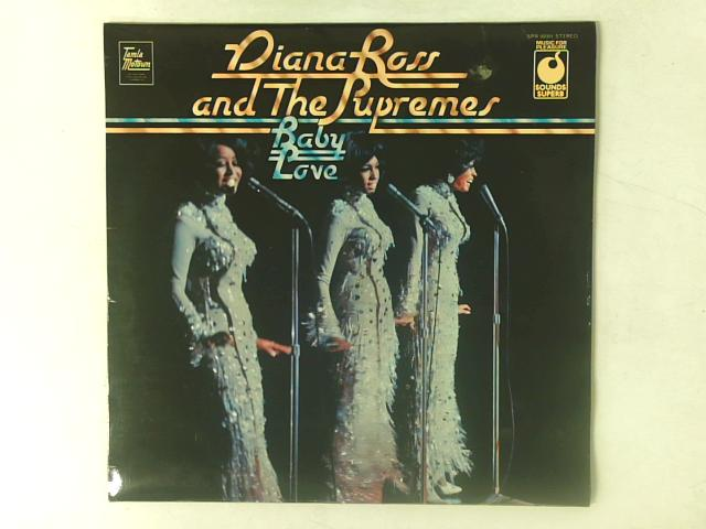 Baby Love LP By The Supremes