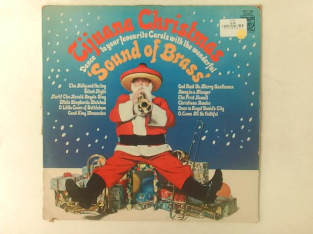 Tijuana Christmas LP By The Torero Band