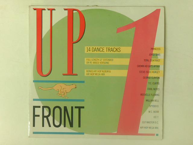 Upfront 1 2xLP COMP By Various