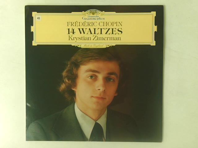 14 Walzer · Waltzes LP By Frédéric Chopin
