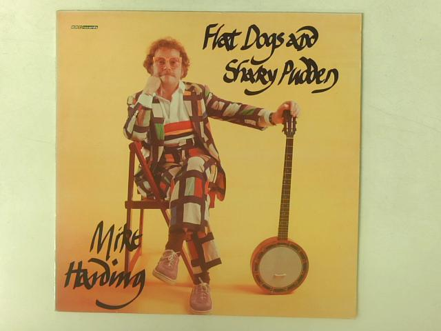 Flat Dogs And Shaky Pudden LP By Mike Harding (2)