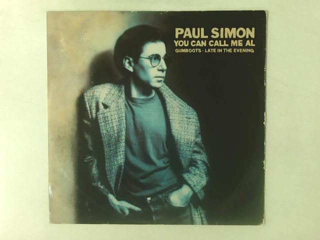 You Can Call Me Al 12in By Paul Simon