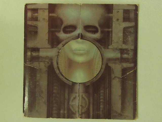 Brain Salad Surgery LP GATEFOLD By Emerson, Lake & Palmer