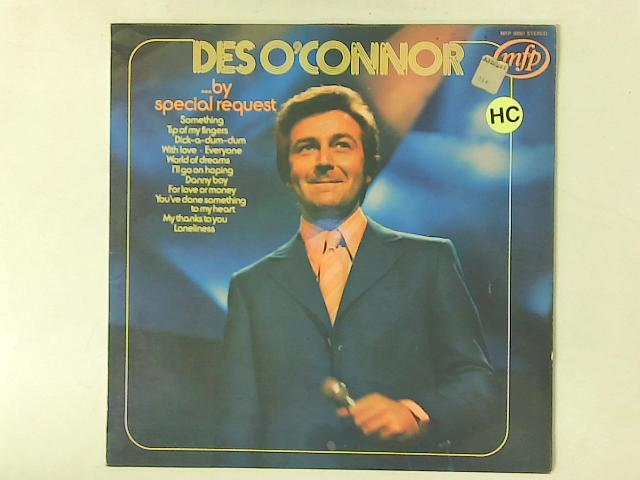 ...By Special Request LP By Des O'Connor