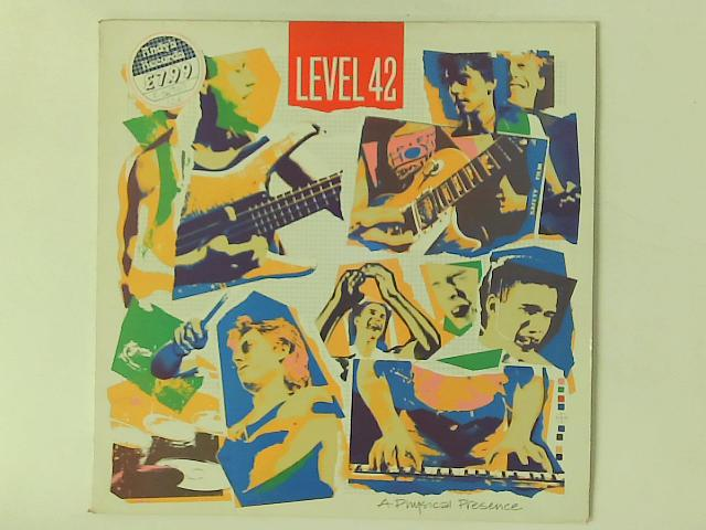 A Physical Presence 2xLP By Level 42