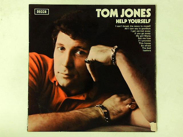 Help Yourself LP By Tom Jones