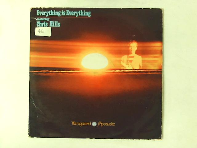 Everything Is Everything Featuring Chris Hills LP By Everything Is Everything