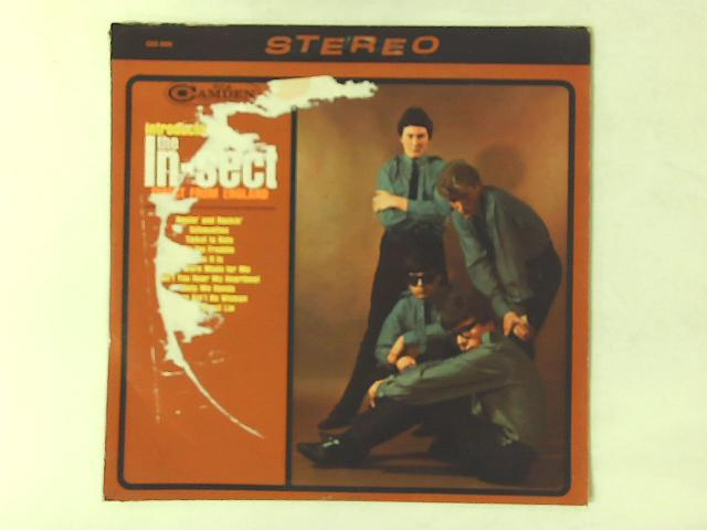 Introducing The In-Sect Direct From England LP By The In-Sect