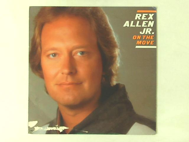 On The Move LP By Rex Allen Jr.