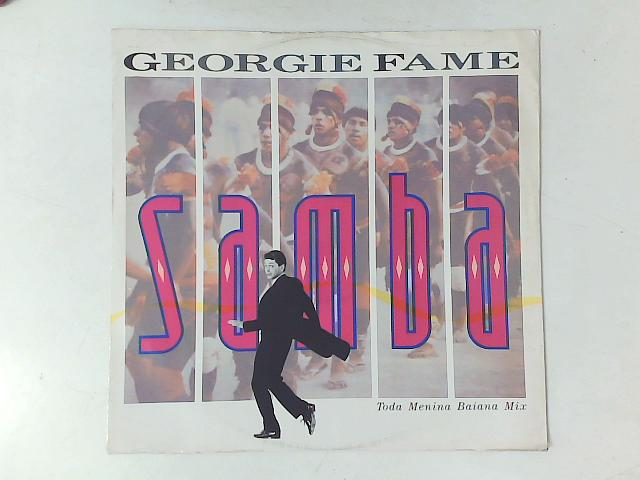 Samba 12in Single By Georgie Fame