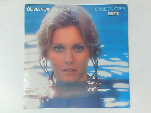 Come On Over LP By Olivia Newton-John