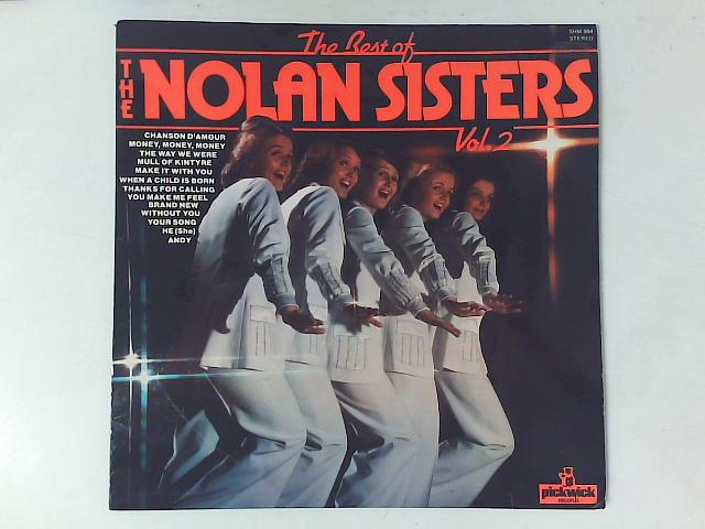 The Best Of The Nolan Sisters - Vol.2 LP By The Nolans