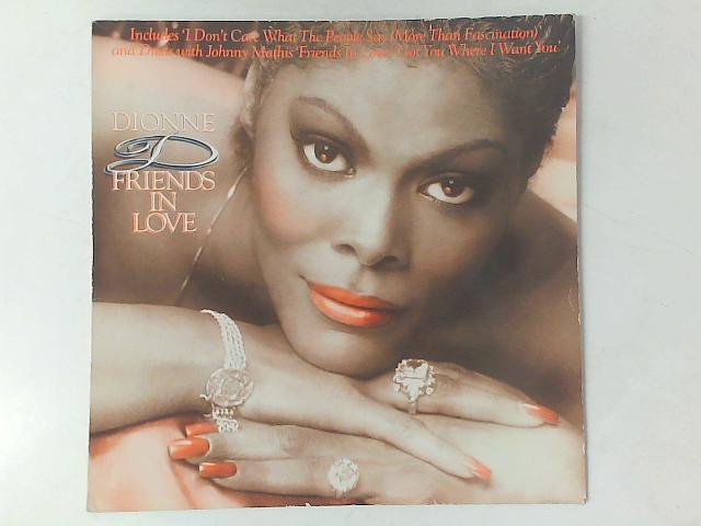 Friends In Love LP By Dionne Warwick