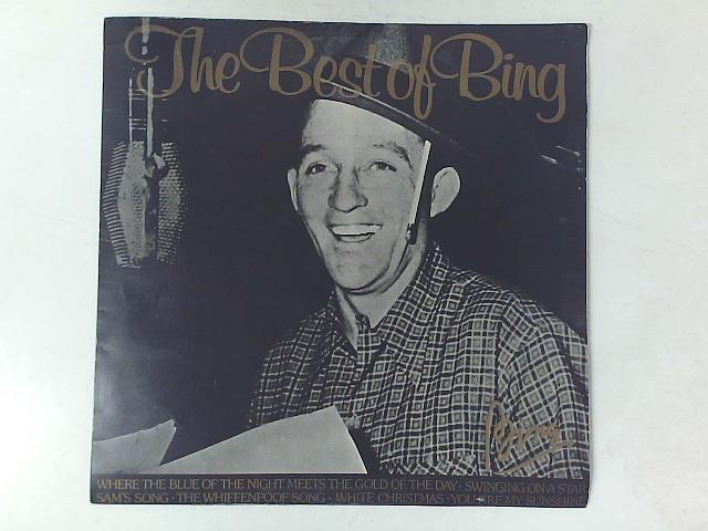 The Best Of Bing LP COMP By Bing Crosby