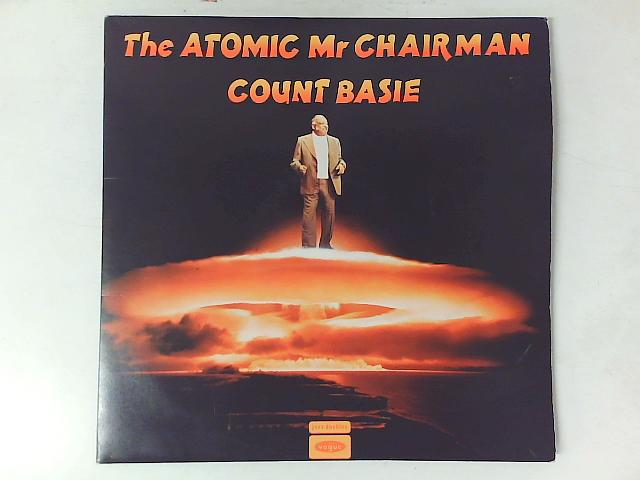 The Atomic Mr Chairman 2x LP By Count Basie
