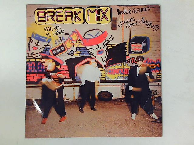 Break Mix LP COMP By Various