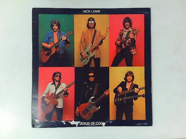 Jesus Of Cool LP By Nick Lowe