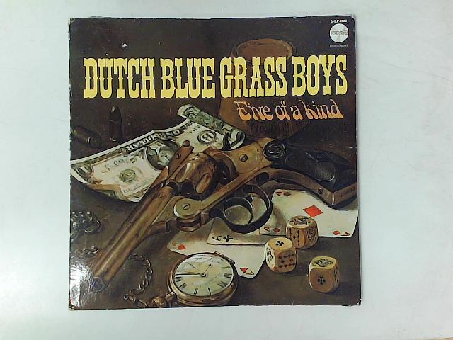 Five Of A Kind LP By Dutch Bluegrass Boys