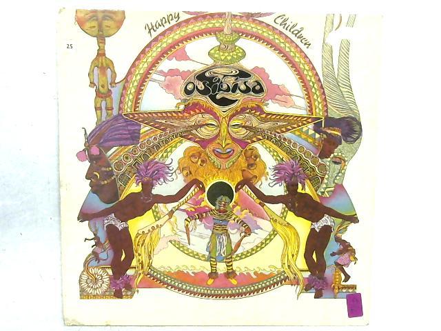 Happy Children LP Gat By Osibisa