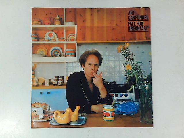 Fate For Breakfast with PRINTED INNER SLEEVE By Art Garfunkel