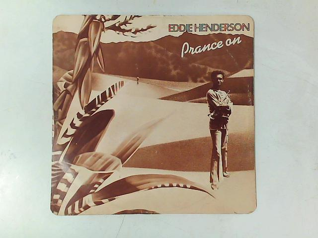 Prance On / Say You Will 12in By Eddie Henderson