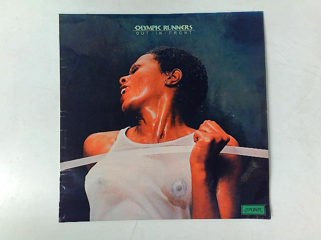 Out In Front LP By Olympic Runners