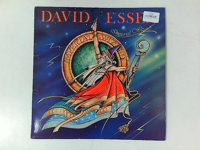 Imperial Wizard LP By David Essex