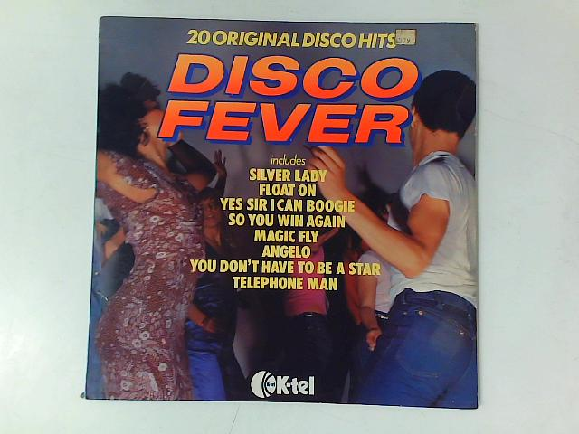 Disco Fever LP COMP By Various