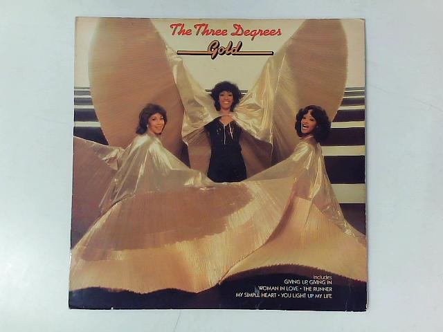 Gold LP COMP By The Three Degrees