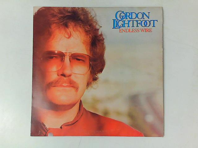 Endless Wire LP with PRINTED INNER SLEEVE By Gordon Lightfoot