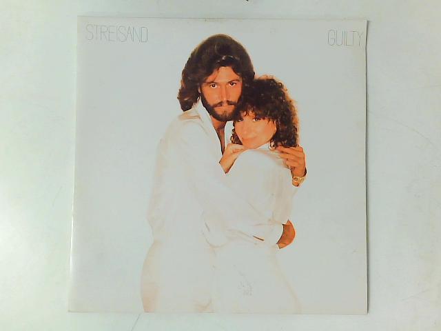 Guilty LP GATEFOLD with PRINTED INNER SLEEVE By Barbra Streisand