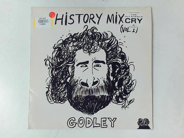 History Mix (Vol. 1) LP MIXED By Godley & Creme