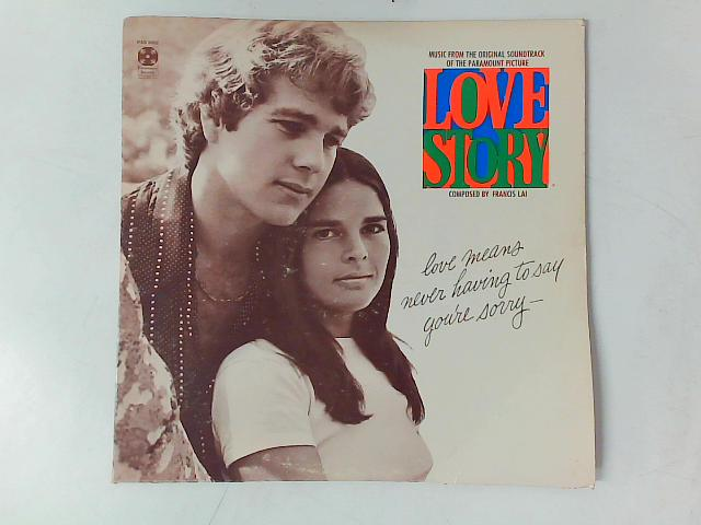 Love Story - Music From The Original Soundtrack LP By Francis Lai