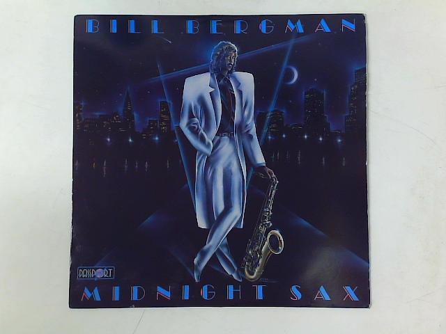 Midnight Sax LP By Bill Bergman