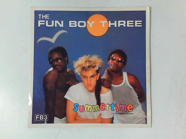 Summertime (Extended Version) 12in By Fun Boy Three