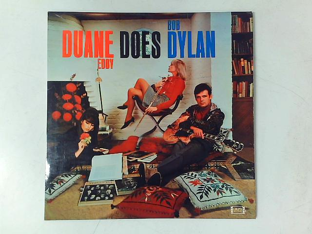 Duane Eddy Does Bob Dylan LP By Duane Eddy