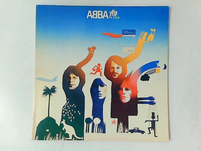 The Album LP GATEFOLD By ABBA
