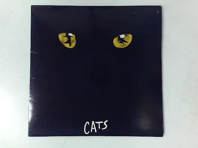 Cats 2xLP GATEFOLD with PRINTED INNER SLEEVES By Andrew Lloyd Webber